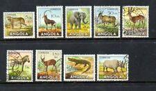 Angola - Scott #'s 362/381 - Unused & Cancelled