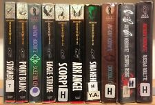 Alex Rider, by Anthony Horowitz: collection of 10 children's books