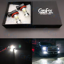 NEW 2x 100W 9006 HB4 High Power LED CREE 6000K Super White Fog Lights Bulbs #1