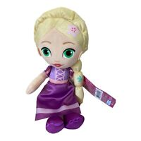 "Walt Disney Princesses RAPUNZEL 10"" Plush STUFFED ANIMAL Toy NEW w/ TAG"