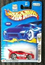 Hot Wheels 35th Anniversary 2002 Mitsubishi Eclipse Turbo - Red [222]