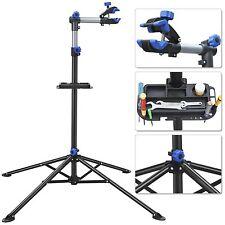 Bicycle Repair Workshop Mechanic Stand Rack Adjustable Telescope Workstation Pro