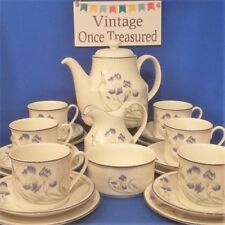 Unboxed Teapot Royal Doulton Porcelain & China Tableware