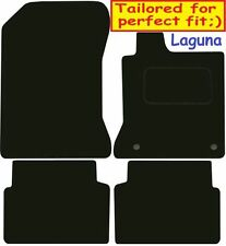 Renault Laguna DELUXE QUALITY Tailored mats 2007 2008 2009 2010 2011 2012