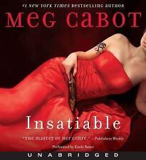 Meg Cabot INSATIABLE Unabridged 14 CDs 16+ Hours *NEW* FAST Ship!