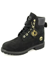 "Culture Kings X Timberland Collab 6"" Premium Boot - Black/Gold"