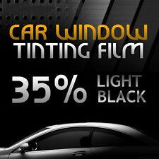 3 m x 50 cm 35% Pellicola Oscurante Per Vetri Auto Nero Scuro Finestrino Dark