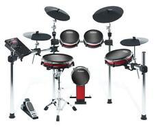 Alesis Crimson II Kit E-Drum Set Modul 74 Kits 671 Sounds Mesh Heads USB Rack