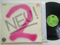 NEU! 2 SPAIN RE-LP VINYL 1977 Krautrock EXPERIMENTAL PROG Synth KRAFTWERK