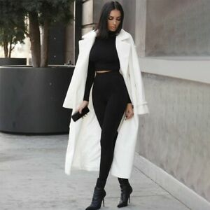 Two Piece Sets Women Solid Autumn Tracksuits High Waist Stretchy Sportswear
