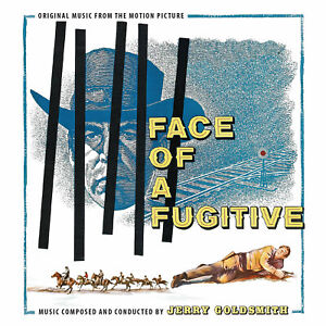 Face Of A Fugitive - Complete Score - Limited Edition - Jerry Goldsmith