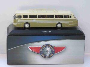 """Die Cast Bus """" Ikarus 66 (125) """" Scale 1/72 Atlas"""