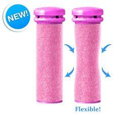 Micro-Pedi Refill Rollers - Pink Flex - Extra Coarse