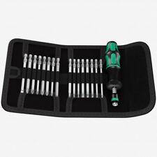 Wera 05059293001 Kraftform Kompakt 60 Torque 1.2 - 3.0 Nm 17 Piece Torque Set