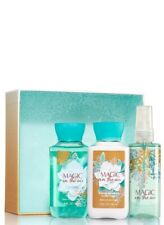Bath and Body Works Magic in the Air 3 pc. travel set 3 oz Wash~Lotion~Body Mist