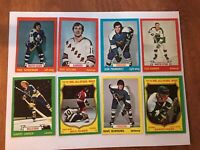 1973-74  Topps  lot  of  32 different cards  look!!