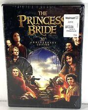 Dvd The Princess Bride 30th Anniversary Edition (1987 Pg) Elwes Patinkin Sarandn