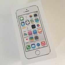 Apple iPhone Silver 5S 32GB