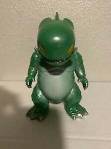 Rumble Monsters Bop Dragon 1st release.Green