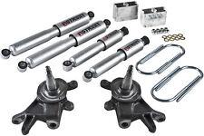 "Belltech 2"" Front/3"" Rear Drop w/SP Lowering Kit for 83-97 Nissan Pickup/D21"