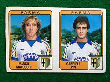 CALCIATORI 1984-85 84-1985 n 425 PARMA MAROCCHI PIN Figurina Panini NEW b