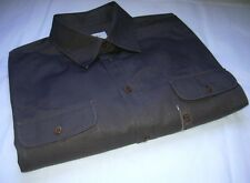 CERRUTI  MENS BUTTON DOWN  DRESS SHIRT SIZE XL