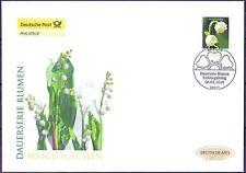 BRD 2010: Maiglöckchen! Post-FDC der Nr. 2794 mit Berliner Ersttagsstempel! 1801