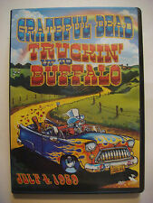 DVD: The Grateful Dead - Truckin' Up to Buffalo 1987 Tour for IN THE PARK ~ 2005