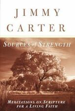 NEW - Sources of Strength: Meditations on Scripture for a Living Faith