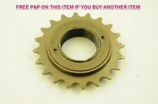 20 TEETH FREEWHEEL SPROCKET COG FOR ANTIQUE ROADSTER BIKE SINGLE SPEED CYCLES