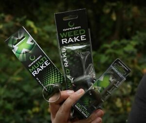 GARDNER TACKLE WEED RAKES - THE ORIGINAL, MULTI & DELUXE AVAILABLE CARP FISHING