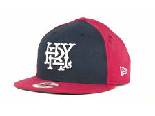 HURLEY New Era MAJOR LEAGUE Snapback Hat Navy Red OSFA ($30) 9FIFTY CAP Skate