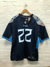 Nike Tennessee Titans NFL Men's Home Jersey - Large - Henry 22 - Navy - New