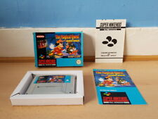 The Magical Quest Starring Mickey Mouse SNES Complete VGC