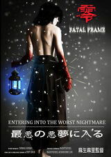 FATAL FRAME  (2014) based on video game ZERO w/English subs UNCUT/ DVD NTSC NEW