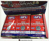 2012 Select AFL Champions Trading Cards Sealed Loose Packs Unit of 4--packs