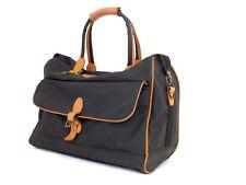 Pierre Cardin grande borsa vintage in perfette condizioni, cuoio tessuto tecnico