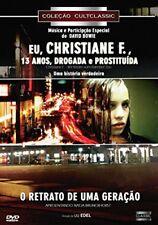 DVD Eu Christiane F. Die Kinder vom Bahnhof Zoo  [ Subtitles English ] Reg ALL