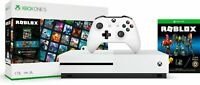 Microsoft Xbox One S 1TB Roblox Console Bundle