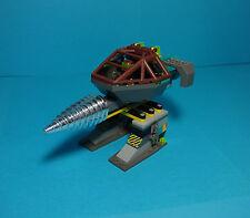 LEGO Rock Raiders ~ Granite Grinder / Minenbohrer, Schleifer (4940) & Anleitung