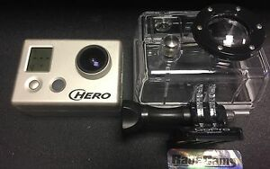 Gopro HD Hero Helmet Camera 960 Used Working OLDER MODEL HERO960
