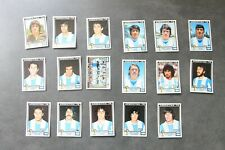 Panini - World Cup Story - Argentina 78 - Complete team Argentina