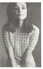 Patrons, modèles vintage