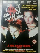 The Last Bus Home 2002 Irish Dublin Punk Film dvd