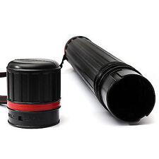 Plastic Scalable-Back Arrow Case Quiver Shoulder Tube Elastic Drawing Holder