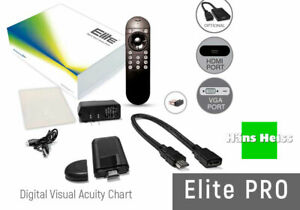 Elite LCD Vision Chart Monitor (Software ONLY/monitor NOT Included) NEW