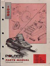 1988 POLARIS SNOWMOBILE SPORT & TRAIL PARTS MANUAL P/N9911416   (224)
