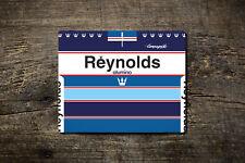 Reynolds Retro Jersey - Mouse Mat - Bike Ninja Cycling Road Retro