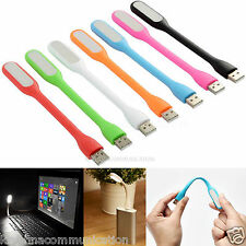 Flexible LED USB Light Lamp (Pack Of 10) For Computer/Reading Notebook Laptop PC