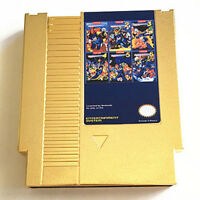 New Game Accessories MegaMan1-6 RockMan1-6 73in1-NTSC&PAL Games, 72 Pins NES